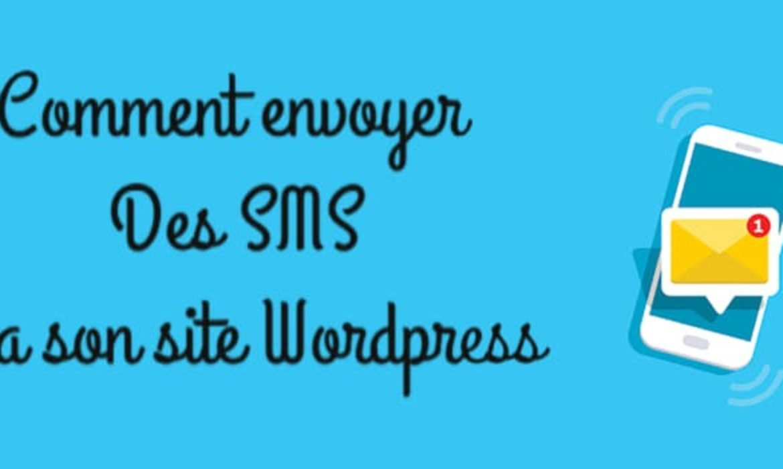 SMS Wordpress