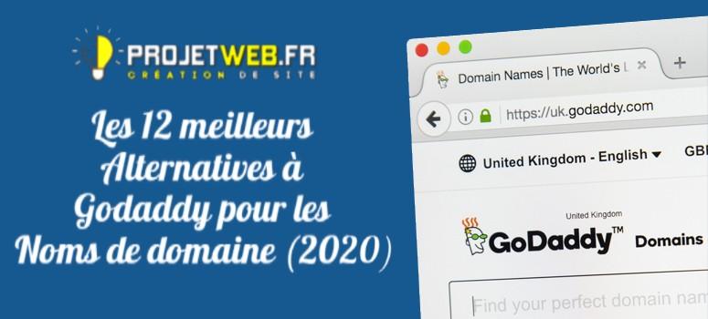 12 meilleures alternatives pour l'hébergement de domaines et de sites web (2020)