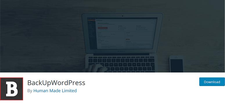 plugin sauvegarde Wordpress